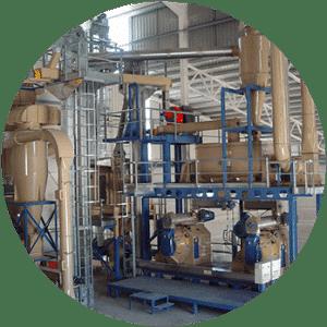 2006 primera fabrica pellets